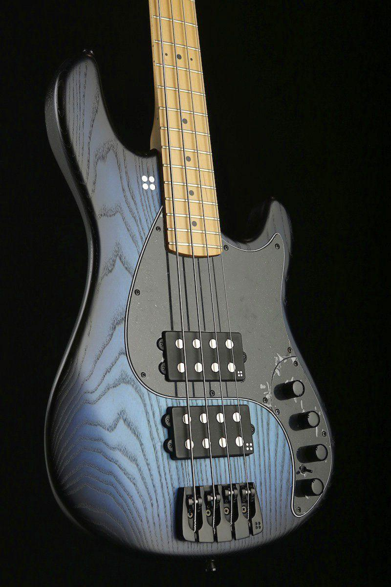Bass Guitars - Sandberg VM2 4 String Maple, Blueburst