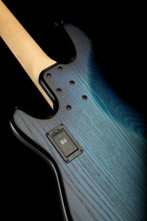 Bass Guitars - Sandberg VM2 5 String Ash. Blueburst
