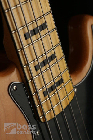 Bass Guitars - Squier Vintage Modified Jazz V, 5 String