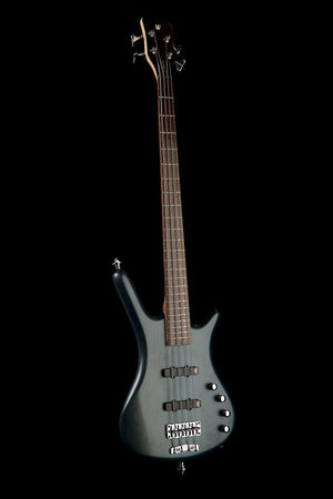 Bass Guitars - Warwick Rockbass Corvette Basic 4 Trans Blue