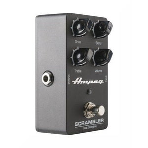 Effects - Ampeg Scrambler Bass Overdrive
