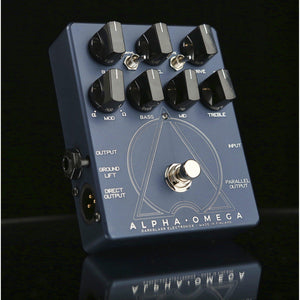Effects - Darkglass Alpha Omega