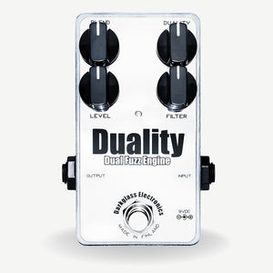 Darkglass Duality - Dual Fuzz Engine - Bass Centre
