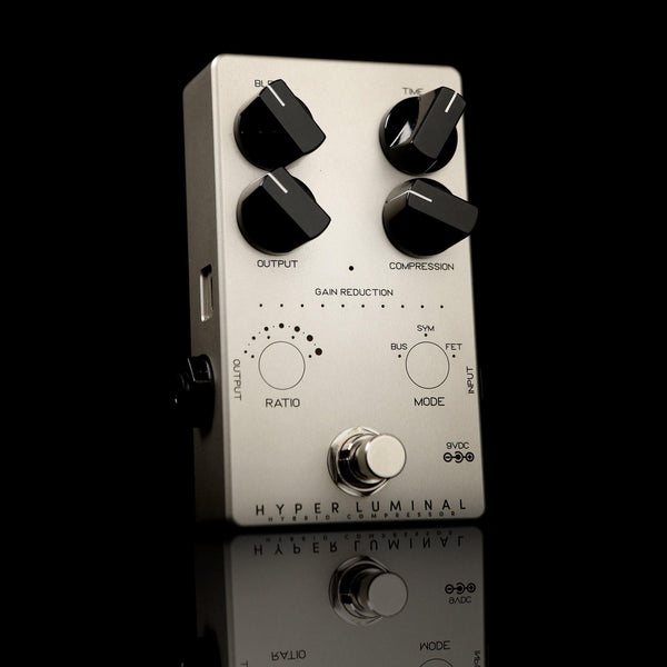 Effects - Darkglass Hyper Luminal Hybrid Compressor