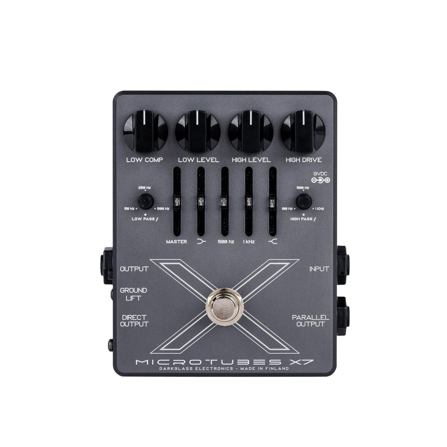 Effects - Darkglass Microtubes X7