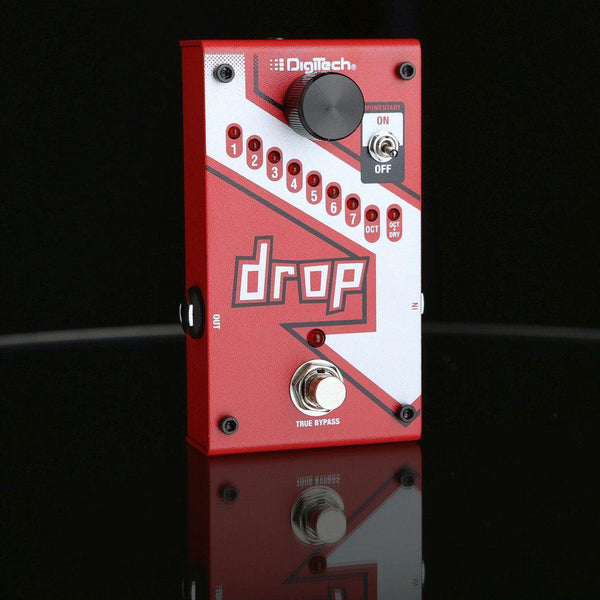Effects - Digitech Drop D Tuner Whammy Pedal