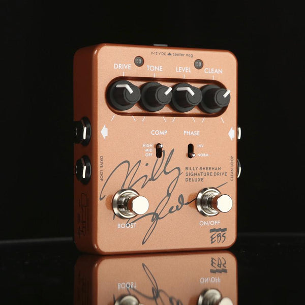 Effects - EBS Billy Sheehan Signature Drive Deluxe