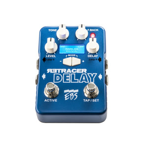 Effects - EBS Retracer Delay Pedal