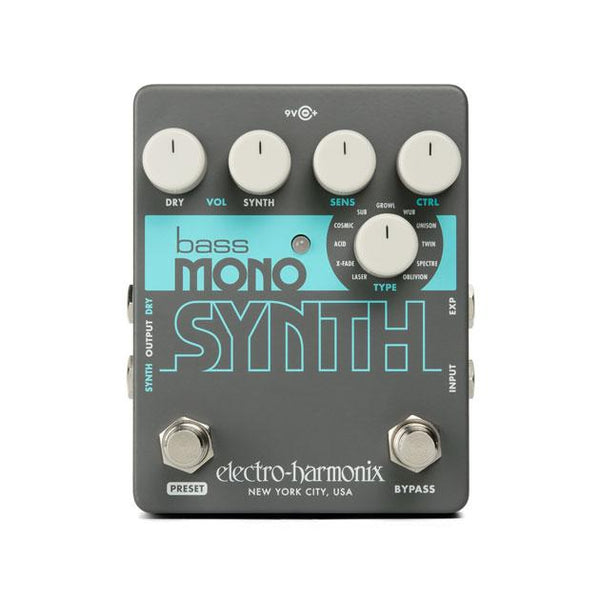 Effects - Electro Harmonix Bass Mono Synth
