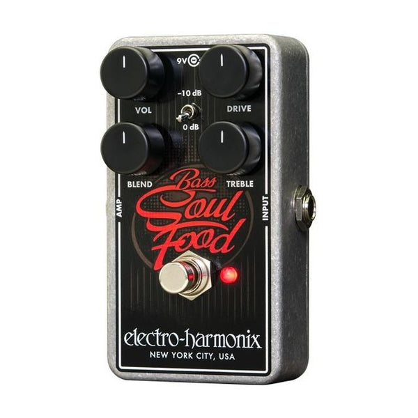 Electro Harmonix Bass Soul Food - Overdrive/Clean Boost - Bass Centre