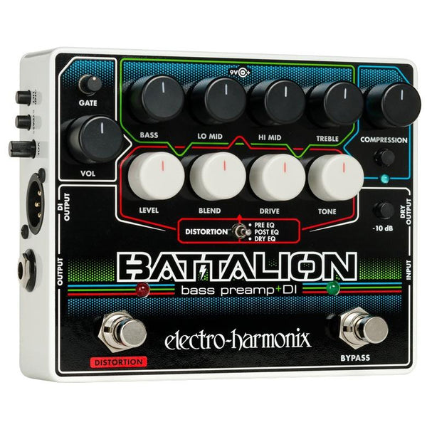 Effects - Electro Harmonix Battalion Pedal