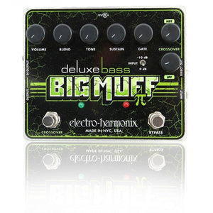 Electro Harmonix Deluxe Bass Big Muff - Bass Centre
