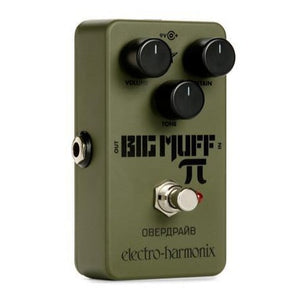 Effects - Electro Harmonix Green Russian Big Muff