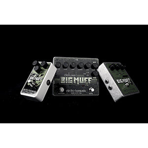 Effects - Electro Harmonix  Nano Bass Big Muff