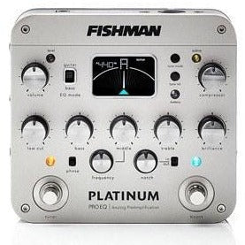 Effects - Fishman Platinum Pro Eq Di
