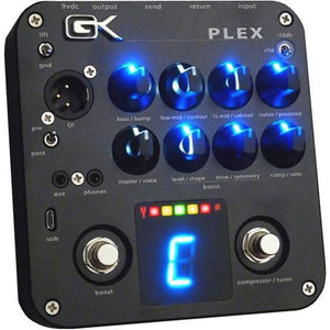 Effects - Gallien Krueger PLEX Preamp
