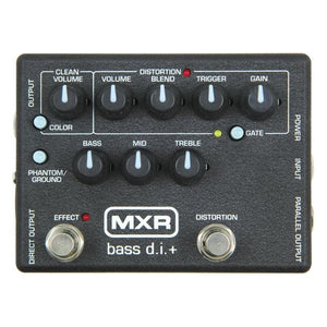 Effects - MXR M80 Bass Di Plus
