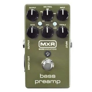 Effects - MXR M81 Bass Preamp