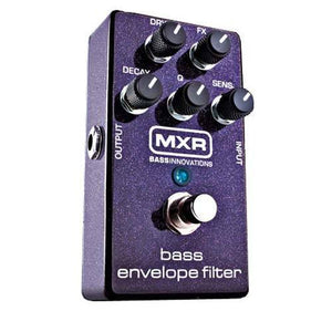 Effects - MXR M82 Bass Envelope Filter