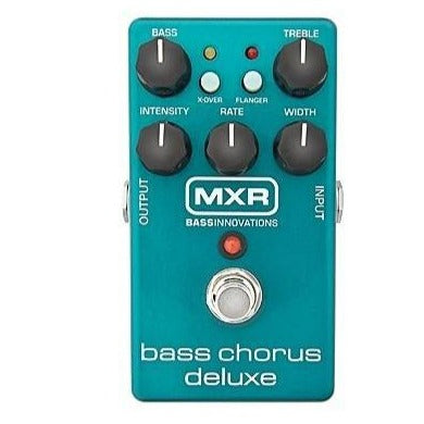 Effects - Mxr  M83 Bass Chorus Deluxe