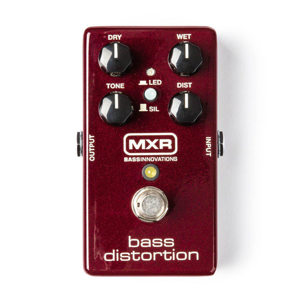 Effects - MXR M85 Bass Distortion