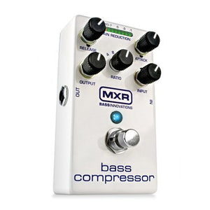 Effects - MXR M87 Bass Compressor