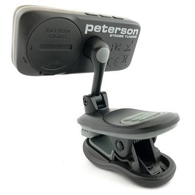 Effects - Peterson StroboClip HD Tuner