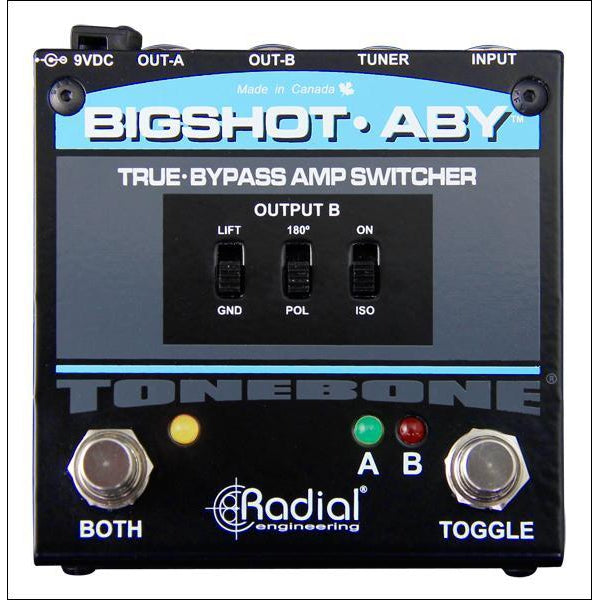 Effects - Radial BigShot ABY
