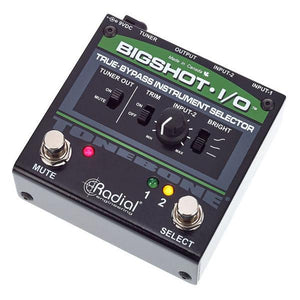 Effects - Radial BigShot I/O