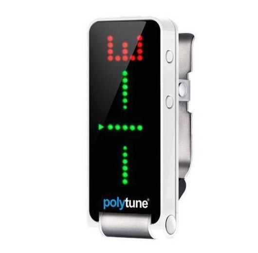 Effects - Tc Electronic Polytune Clip Tuner