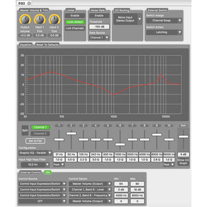 Source Audio EQ2 Programmable EQ