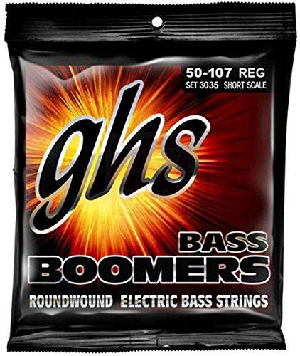 GHS Bass Boomers Short Scales