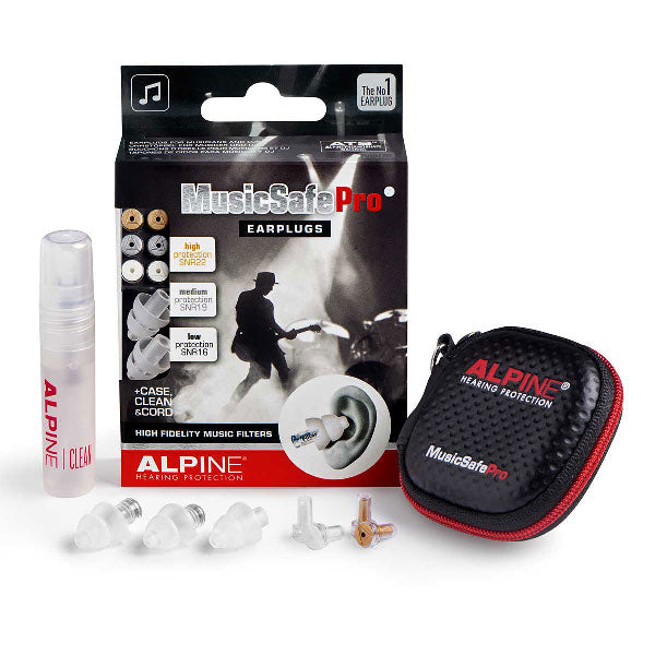 Alpine Musicsafe Pro Ear Plugs