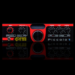 Epifani Piccolo Bass Amps