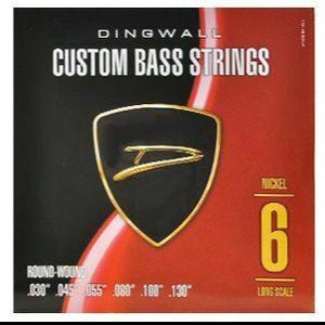 Dingwall 6 string set for Multiscale Bass