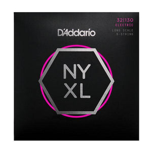 Strings - D'Addario 'New York' XL Nickel Wound 6 String