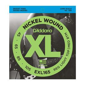 Strings - D'Addario XL Nickel Wound 4 String