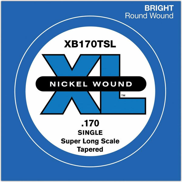 Strings - D'Addario XLB .170 Tapered Super Long