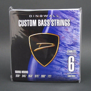 Dingwall Stainless Steel 6 string - Bass Centre
