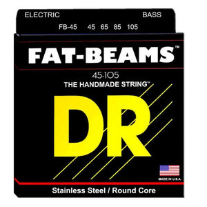 Strings - DR Fat Beams 4 String