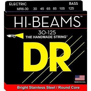Strings - Dr MR6-30 Hi Beam 30/125