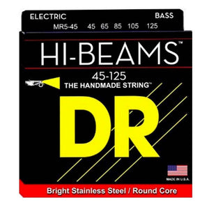 Strings - Dr Strings Hi-Beam Bass 5 String
