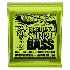 Strings - Ernie Ball Slinky Bass 4 String