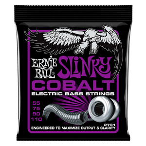 Strings - Ernie Ball Slinky Cobalt Bass 4 String