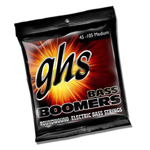 Strings - GHS Bass Boomers 4 String