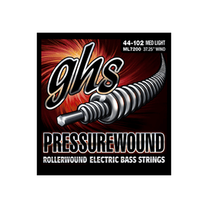 Strings - GHS Pressurewound 4 String
