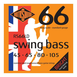 Strings - Rotosound RS66 Swing Bass 4 String