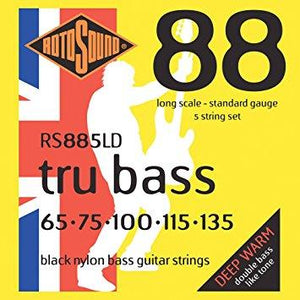 Strings - Rotosound RS885LD Tru Bass 5 String