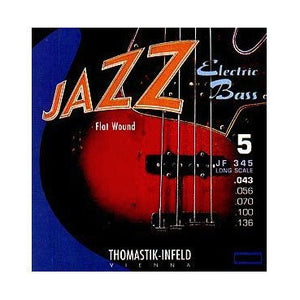 Strings - Thomastik Jazz Flats JF345  5 String