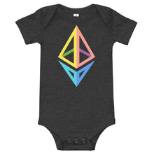 Load image into Gallery viewer, Ethereum Diamond Onesie